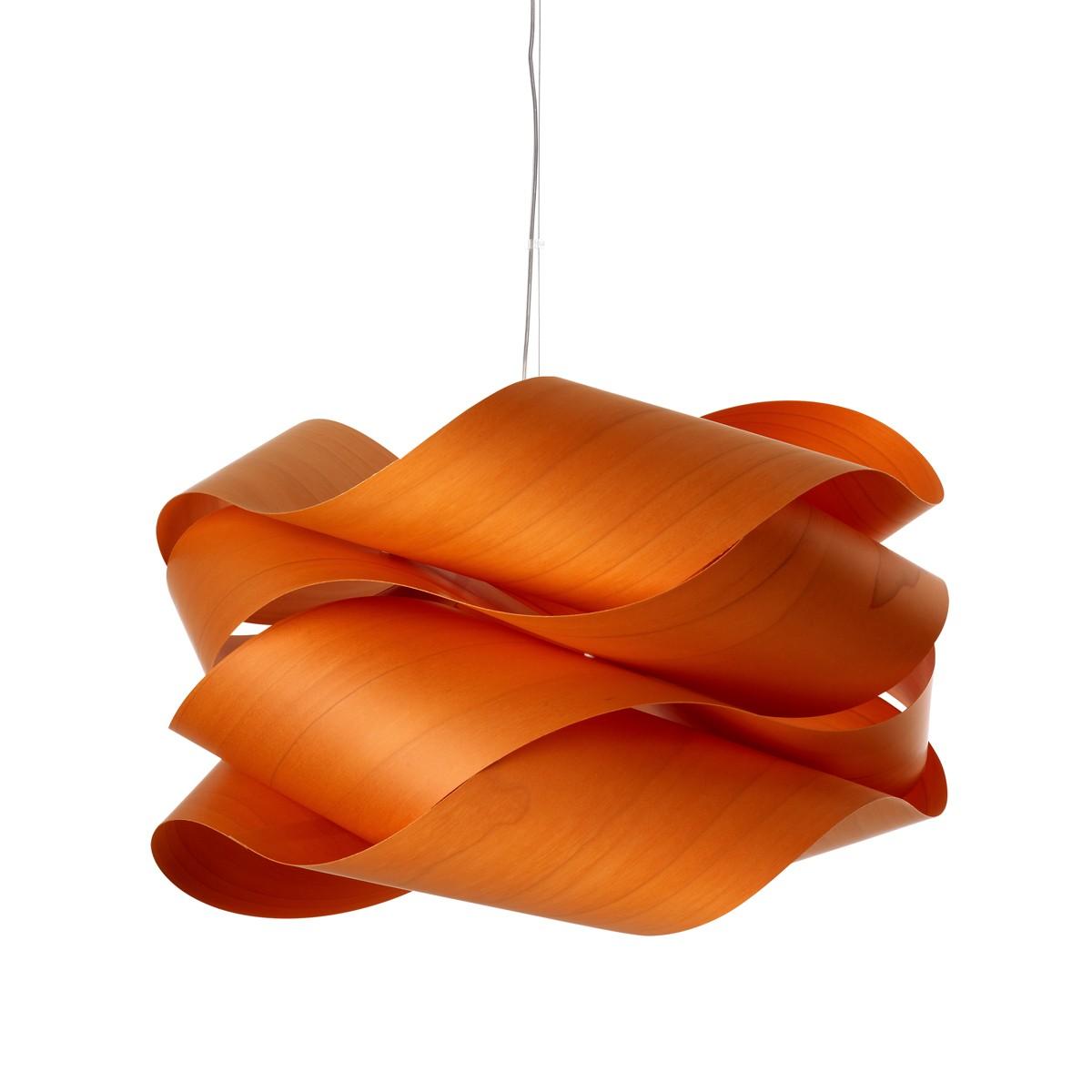 LZF Lamps Link Large Pendelleuchte, orange