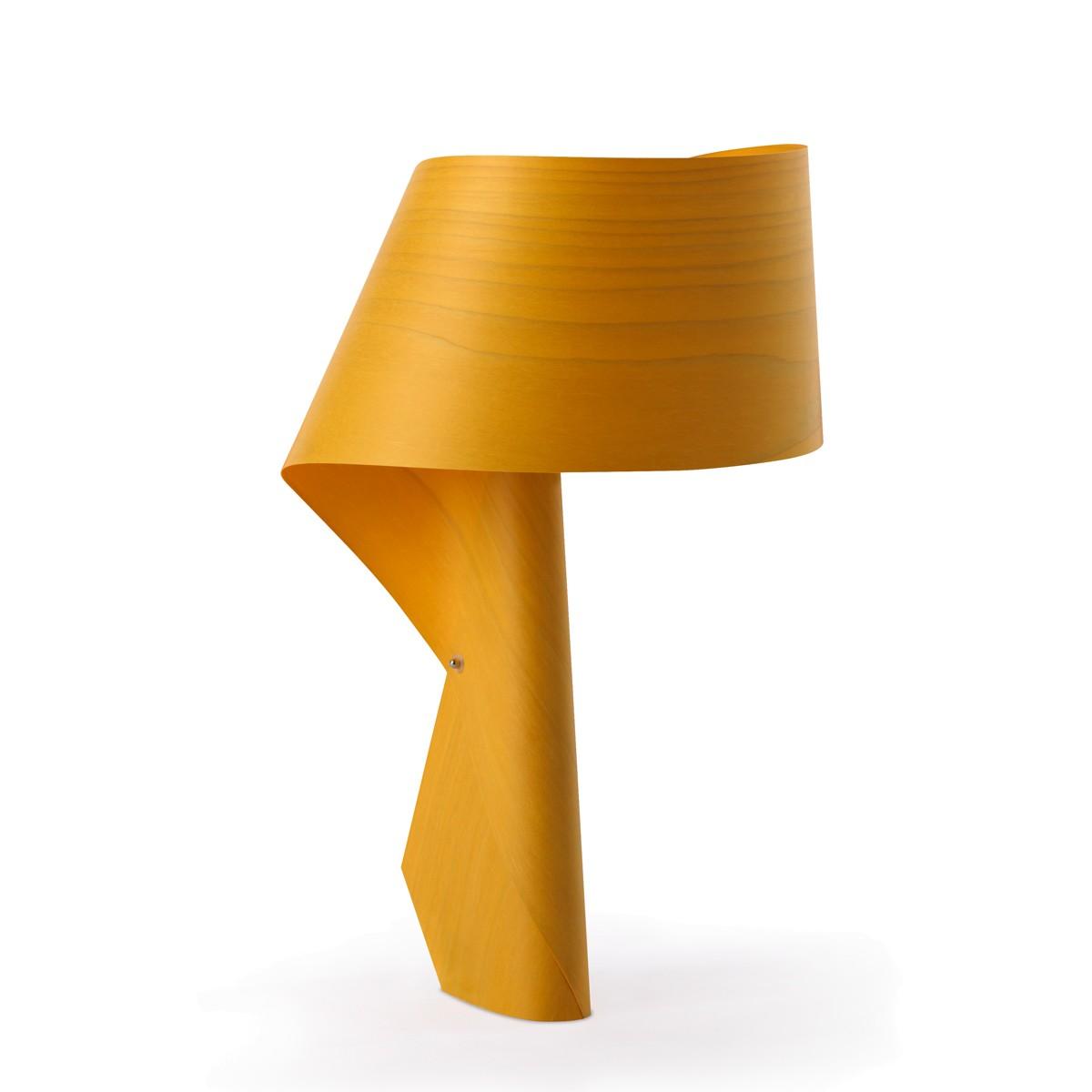 LZF Lamps Air Tischleuchte, gelb
