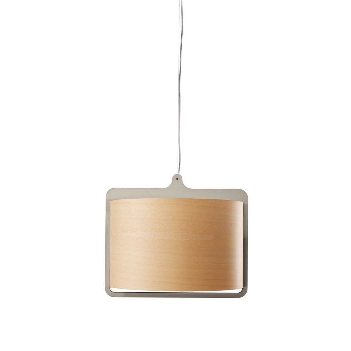 LZF Lamps Icon Pendelleuchte, Buche