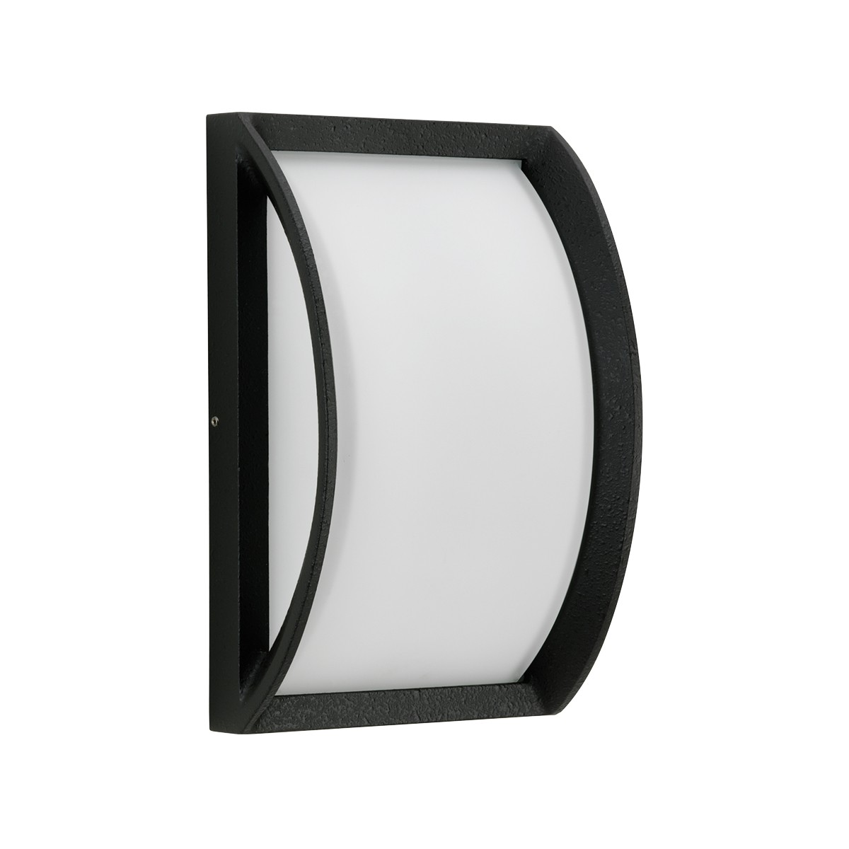 Albert 6389 Außenwandleuchte LED, schwarz