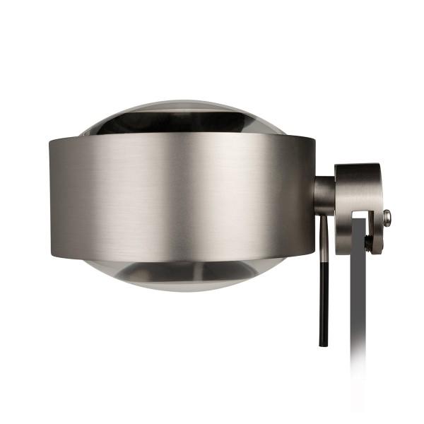Top Light Puk Maxx Fix + Spiegelleuchte, Nickel matt, Linse klar / Linse klar