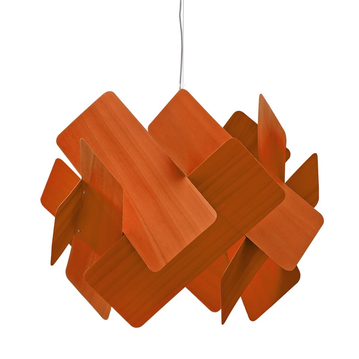 LZF Lamps Escape Large Pendelleuchte, orange