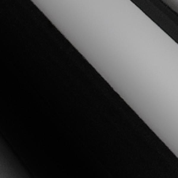 Vibia I.Cono 0725 Wandleuchte, schwarz glänzend