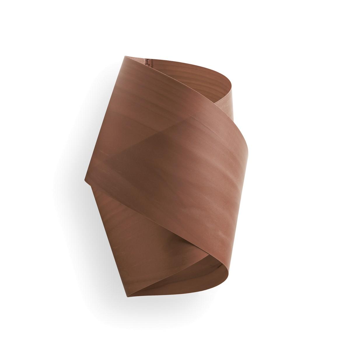 LZF Lamps Orbit Wandleuchte, schokolade