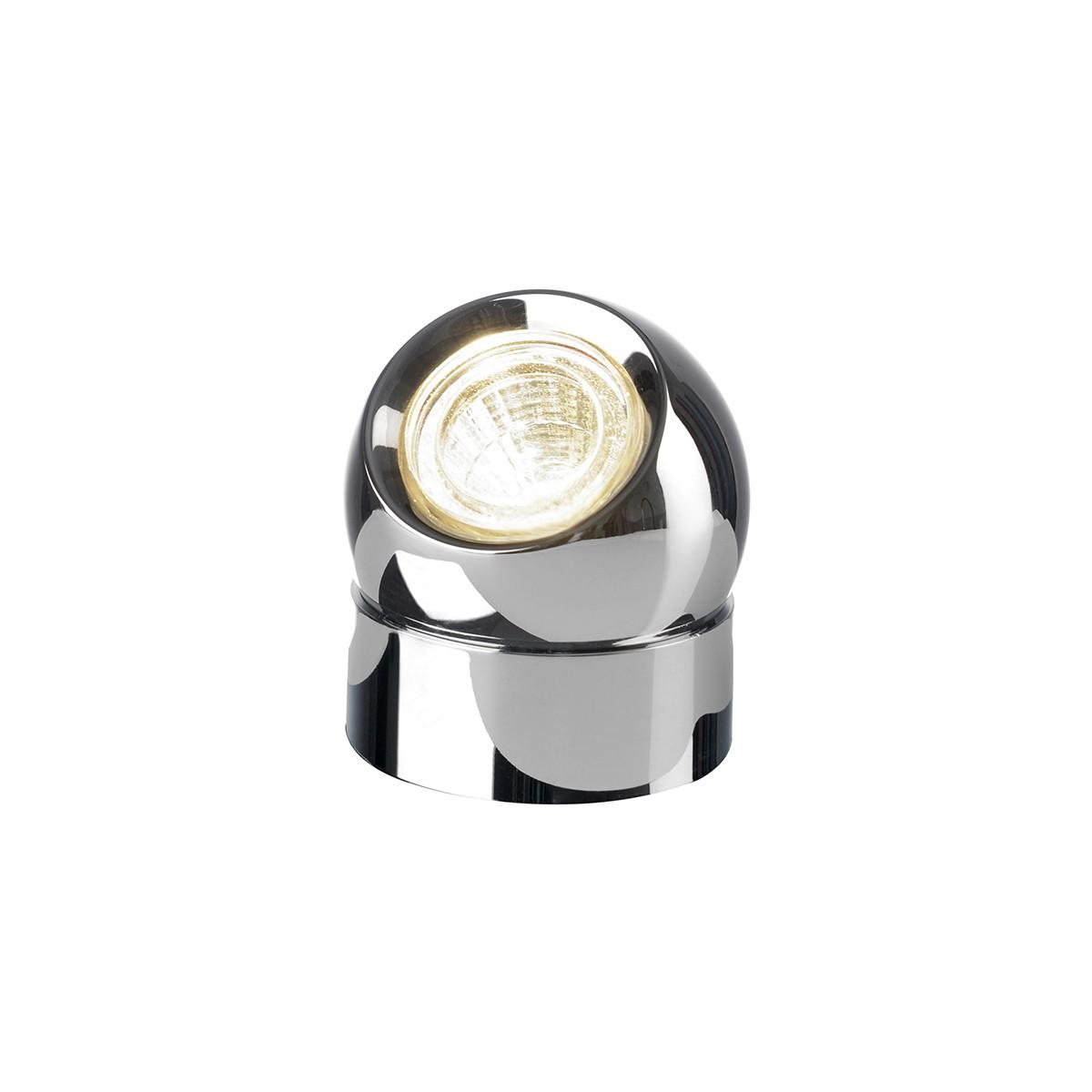 Sompex Tarly 87551 LED Tischleuchte, Chrom