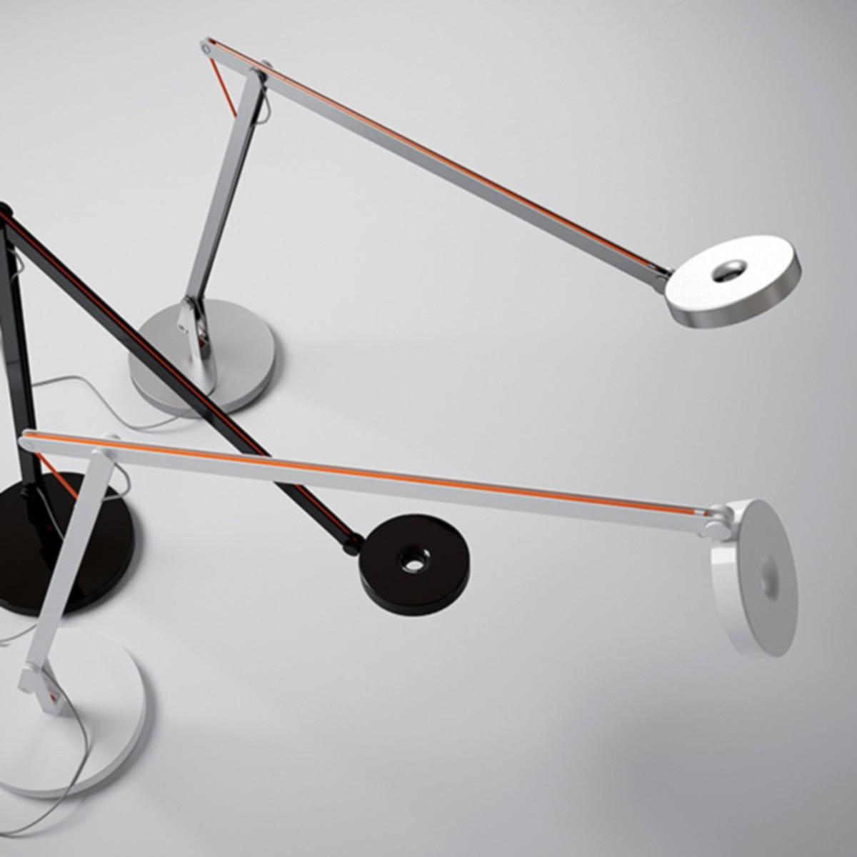 Rotaliana String T1 LED Tischleuchte, schwarz