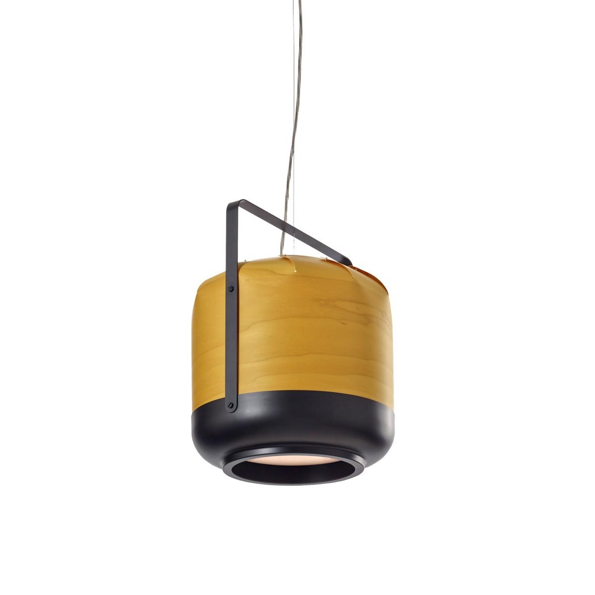 LZF Lamps Chou Short Pendelleuchte, gelb