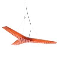 Aircon Sospensione, orange