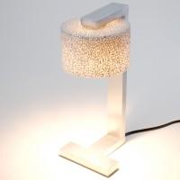 Reef LED Table, Aluminium gebürstet