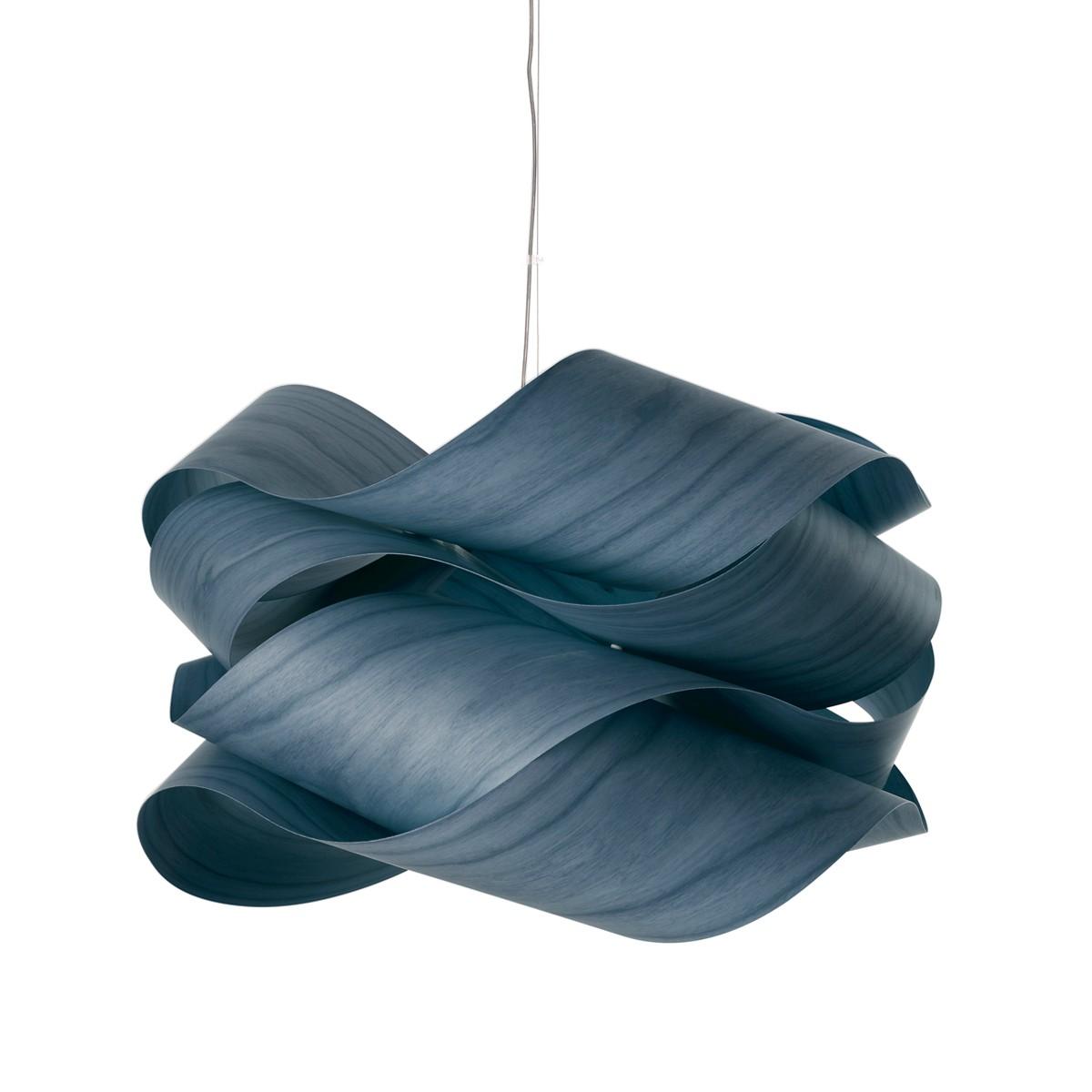 LZF Lamps Link Large Pendelleuchte, blau