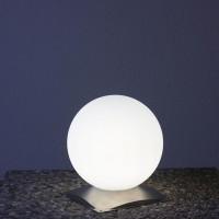 Snowball Außenleuchte, mit Edelstahlfuß, Ø: 30 cm