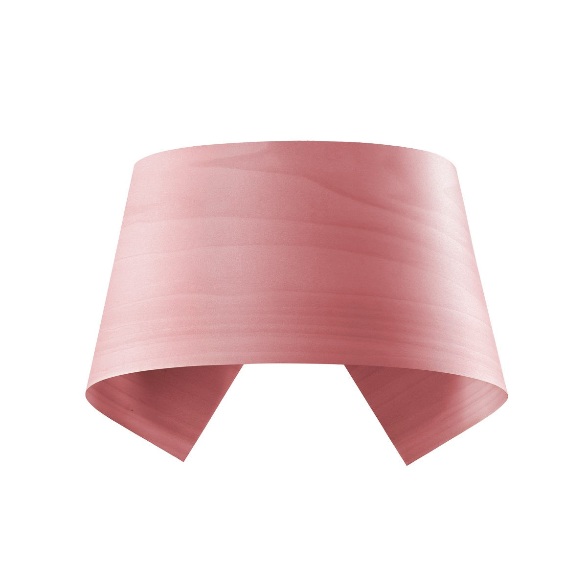LZF Lamps Hi-Collar LED Wandleuchte, pink