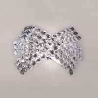 Diamante AP3 Wandleuchte, Kristallglas klar