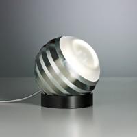 Tecnolumen Bulo LED Tischleuchte, Aluminium pur matt
