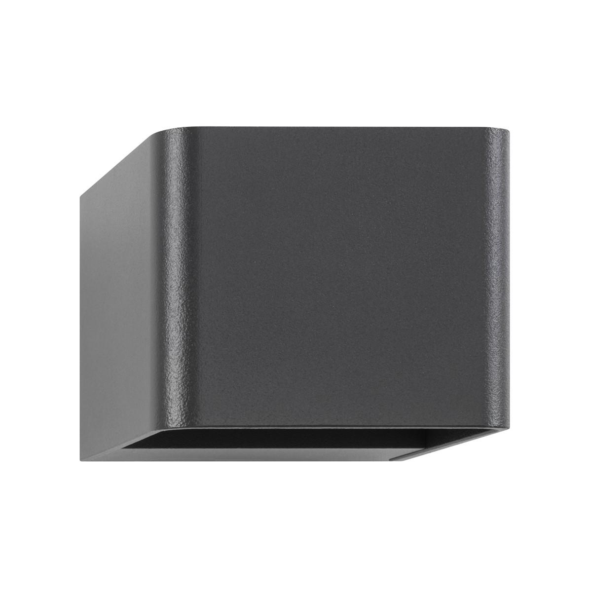 LCD Außenleuchten 5040 Up & Down LED Wandleuchte, graphit