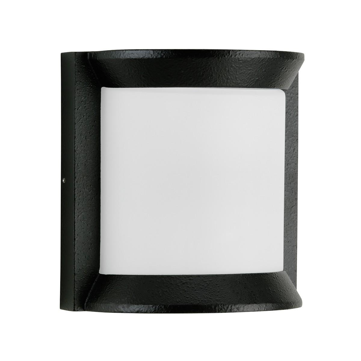 Albert 6288 Wand- / Deckenleuchte, schwarz