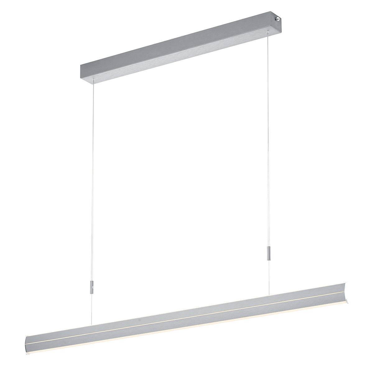 Bankamp Pure F LED Pendelleuchte 2193/1-92