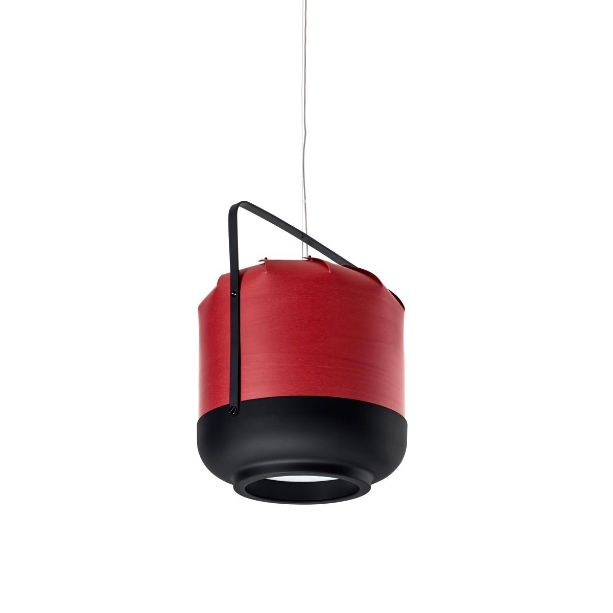 LZF Lamps Chou Short Pendelleuchte, rot