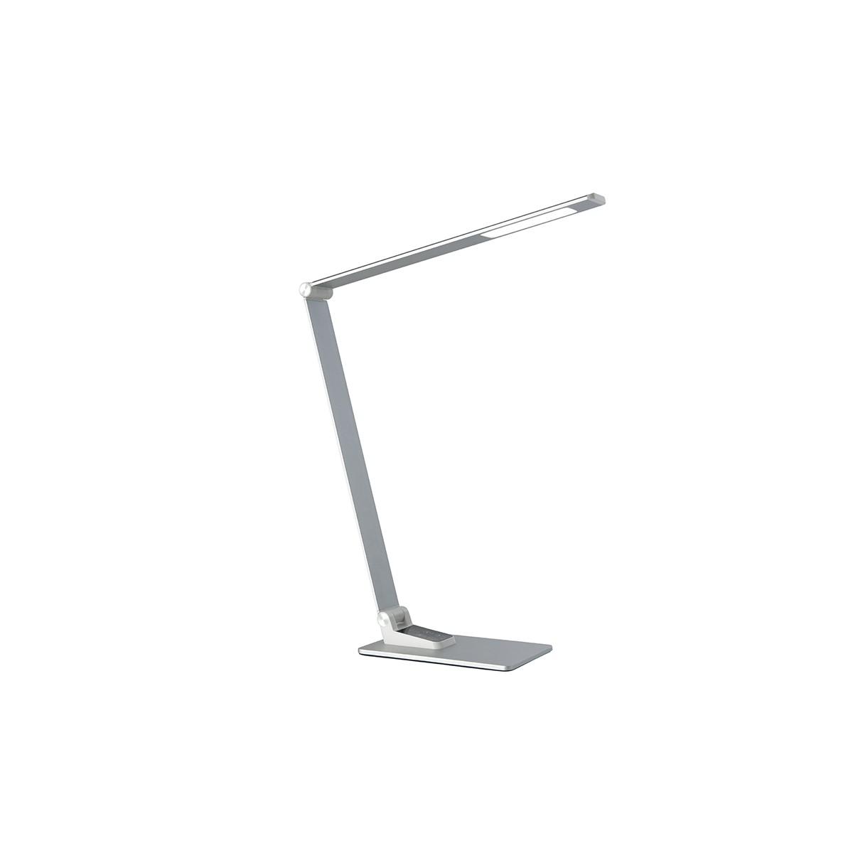 Sompex Uli 2 LED Tischleuchte mit USB Ladeport, Metall