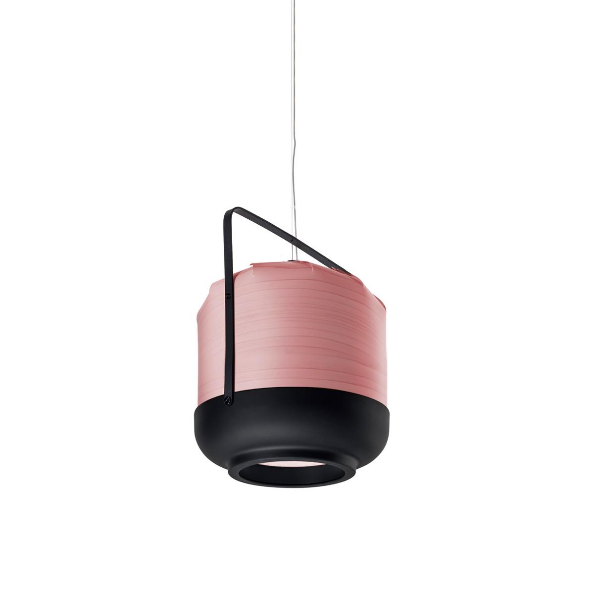 LZF Lamps Chou Short Pendelleuchte, pink