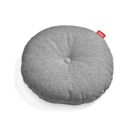 Fatboy Circle Pillow Outdoor Kissen, Rock grey (steingrau)