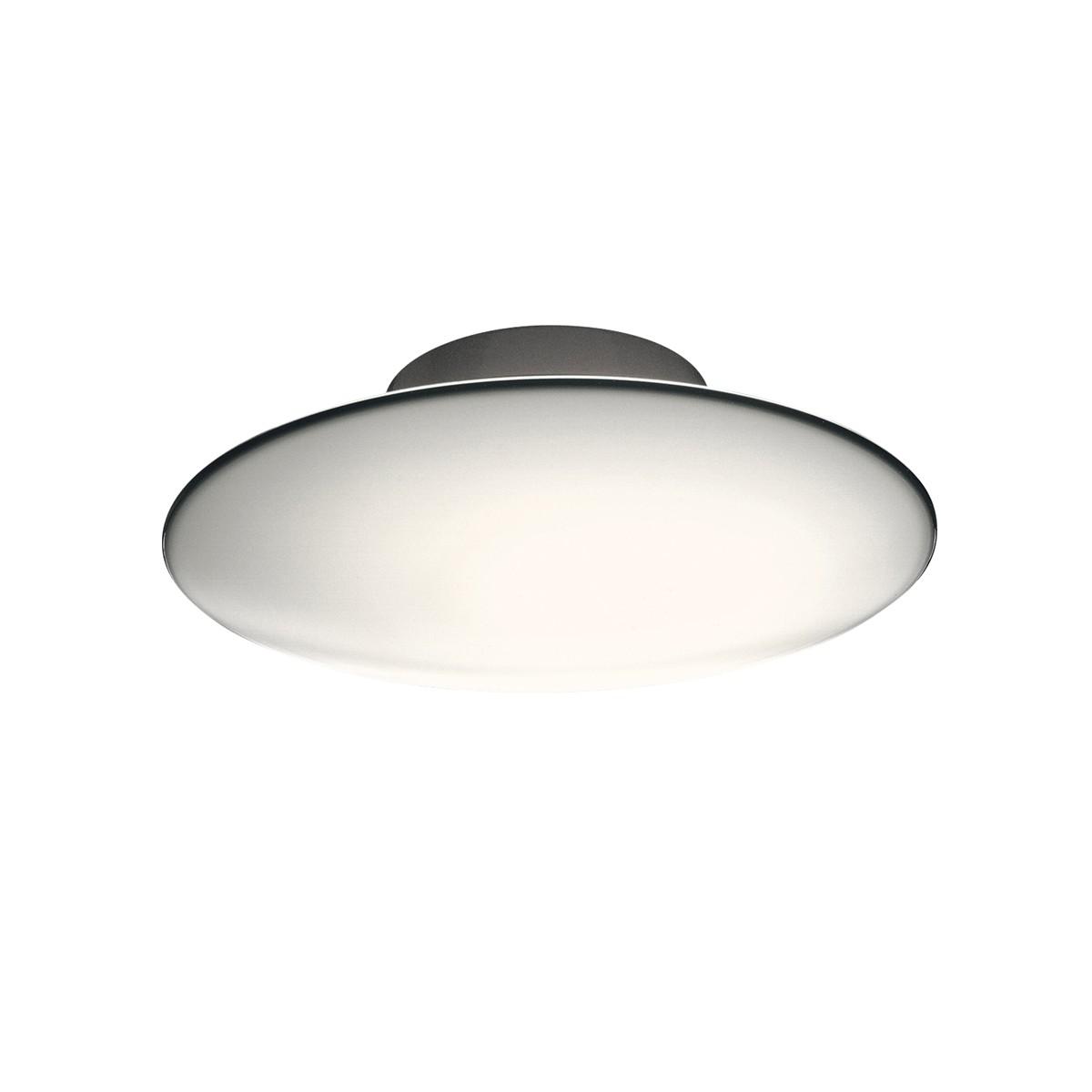 Louis Poulsen AJ Eklipta LED Wand- / Deckenleuchte, Ø: 22 cm, opalweiß