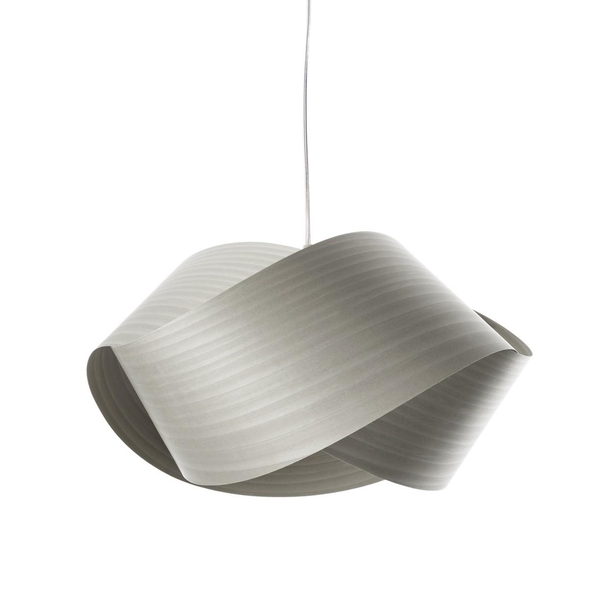 LZF Lamps Nut Pendelleuchte, grau