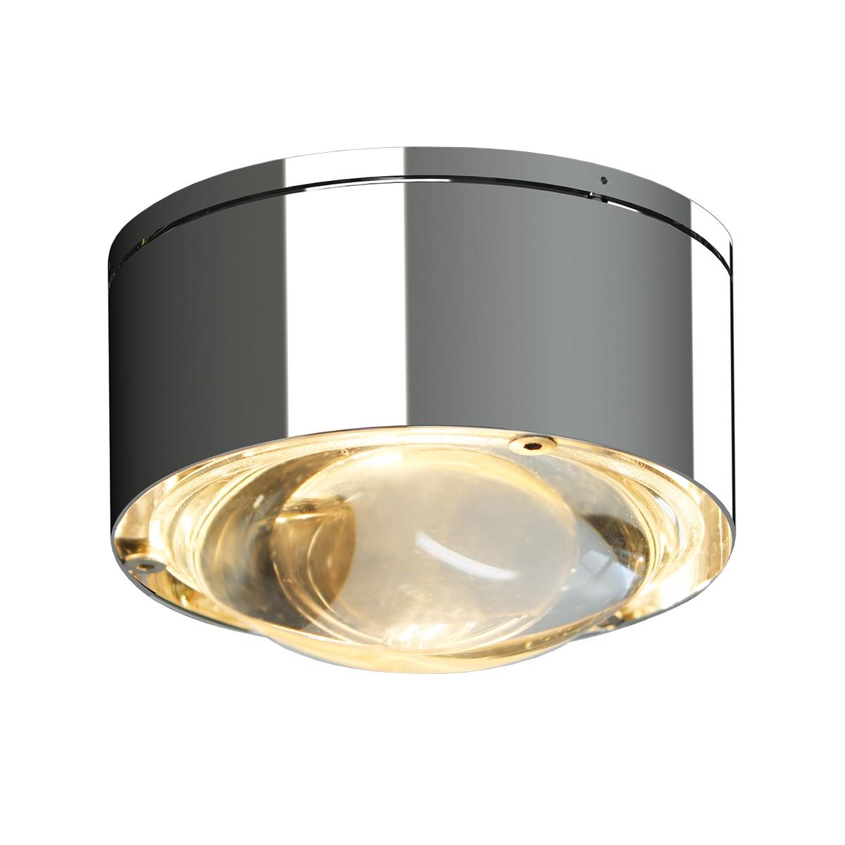 Top Light Puk Maxx One 2 LED Deckenleuchte, Chrom