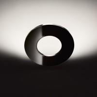 Passepartout Parete, Alu, Scheibe: schwarz glänzend