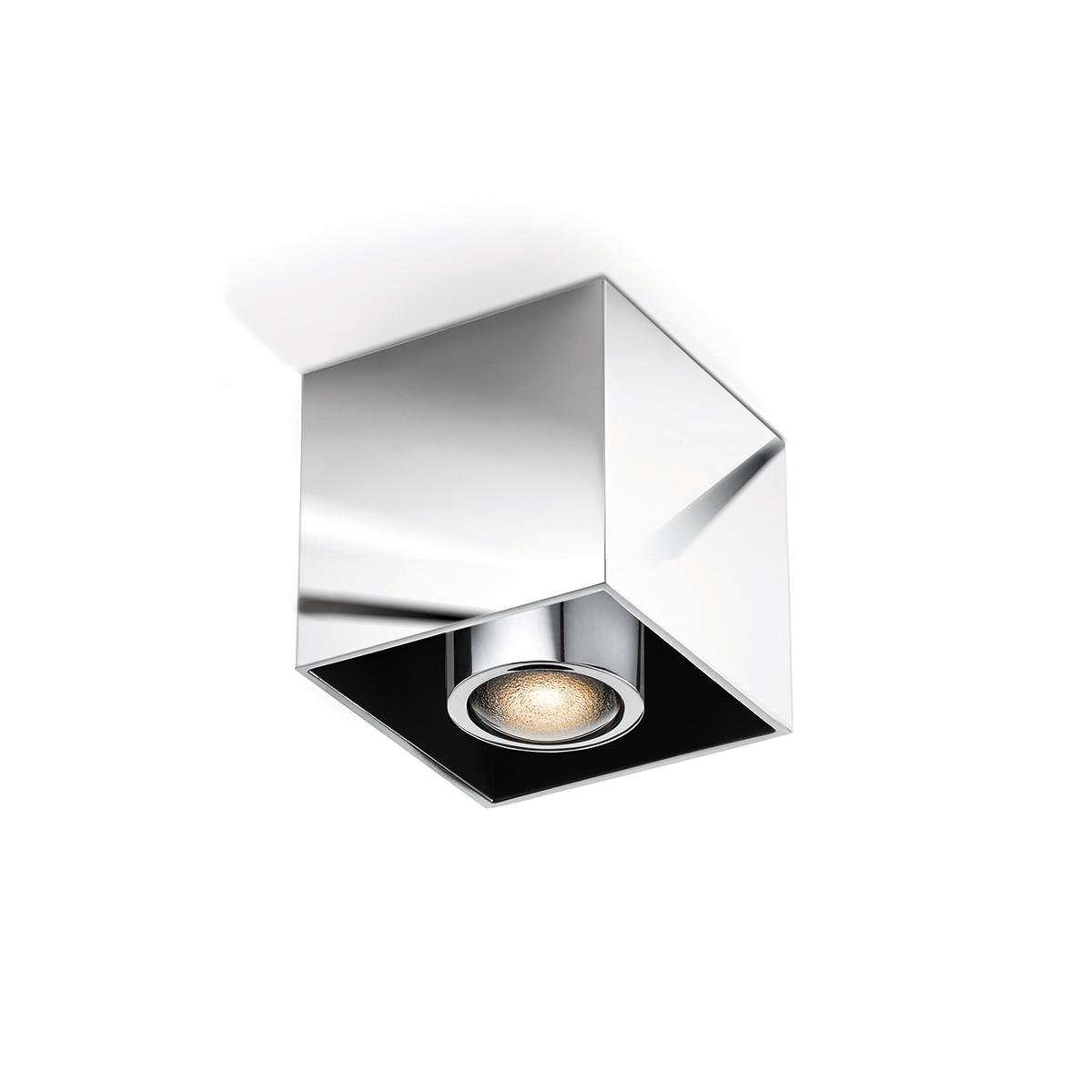 Bruck Cranny Spot LED Mono C Deckenleuchte, Chrom