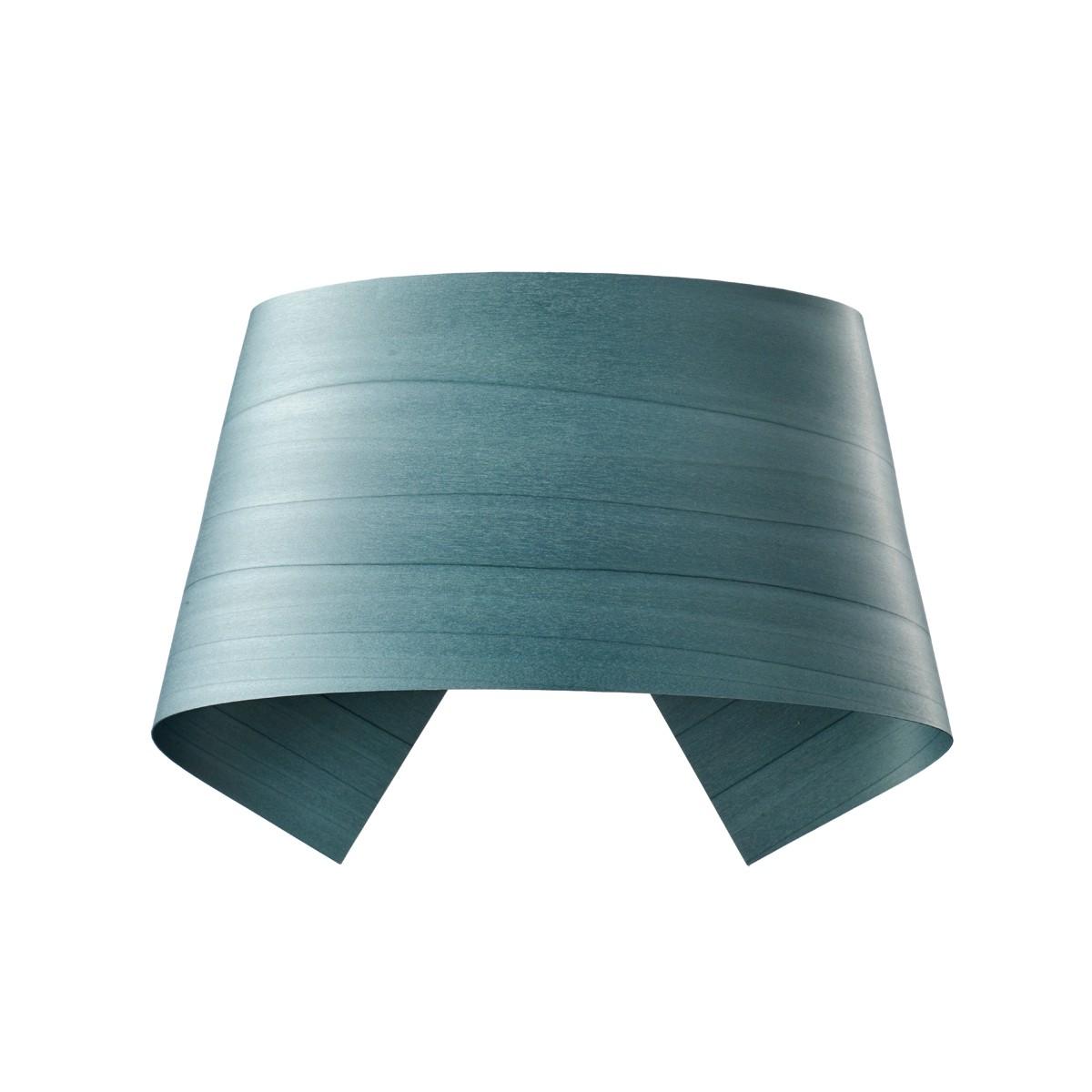 LZF Lamps Hi-Collar LED Wandleuchte, türkis