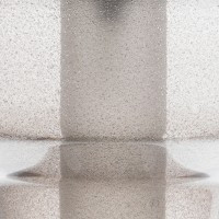 Metal Glass 2 Sospensione, grigio (grau)