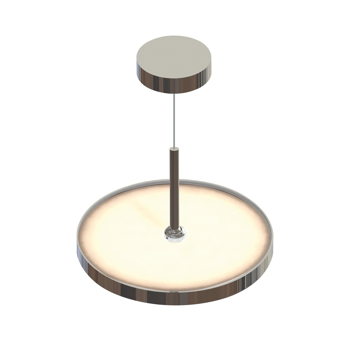 Top Light Sun Swing Ceiling Up Light Pendelleuchte, Ø: 9 cm