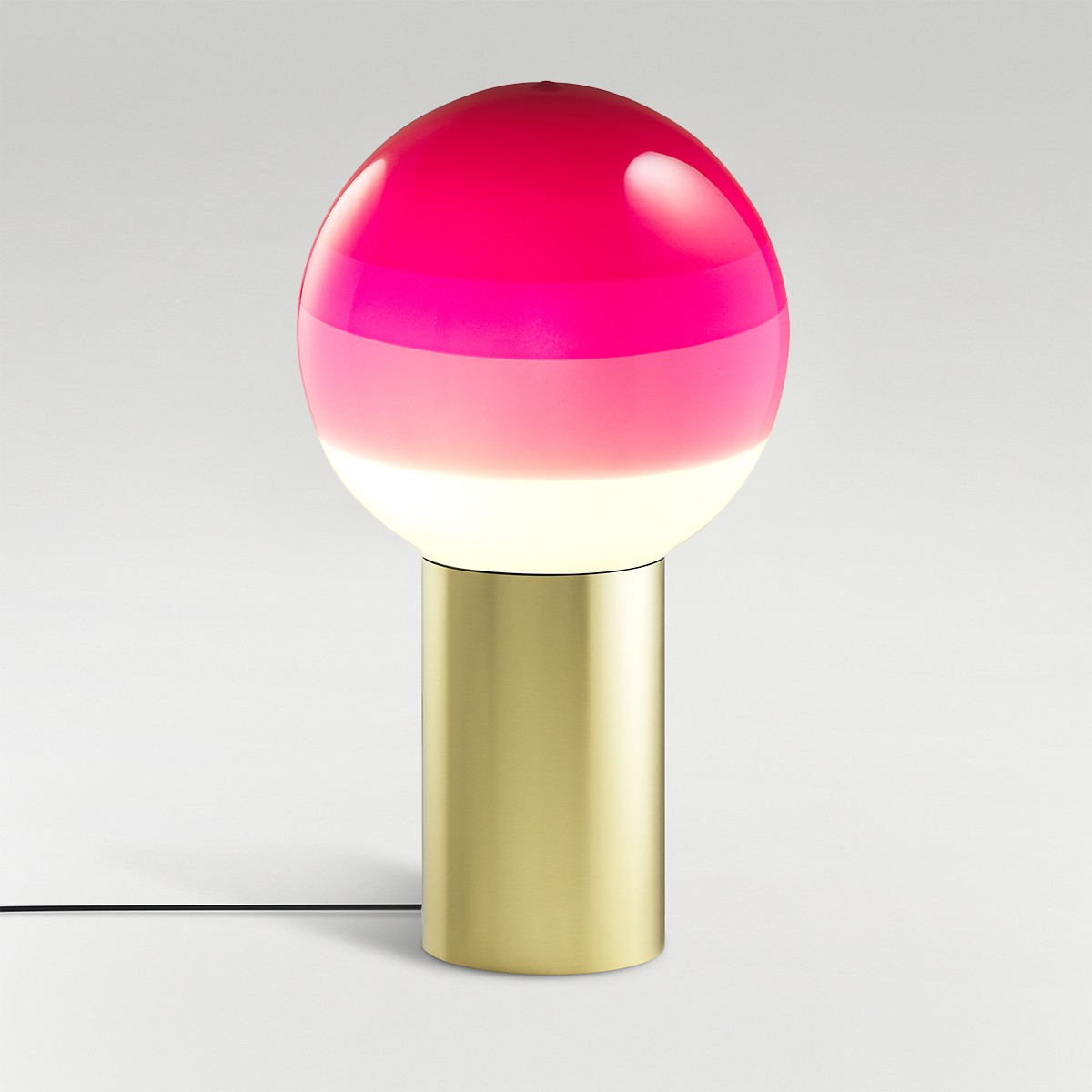 Marset Dipping Light M LED Tischleuchte, rosa