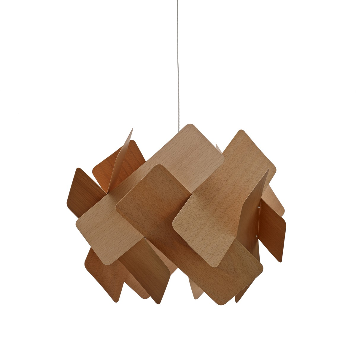 LZF Lamps Escape Small Pendelleuchte, Buche