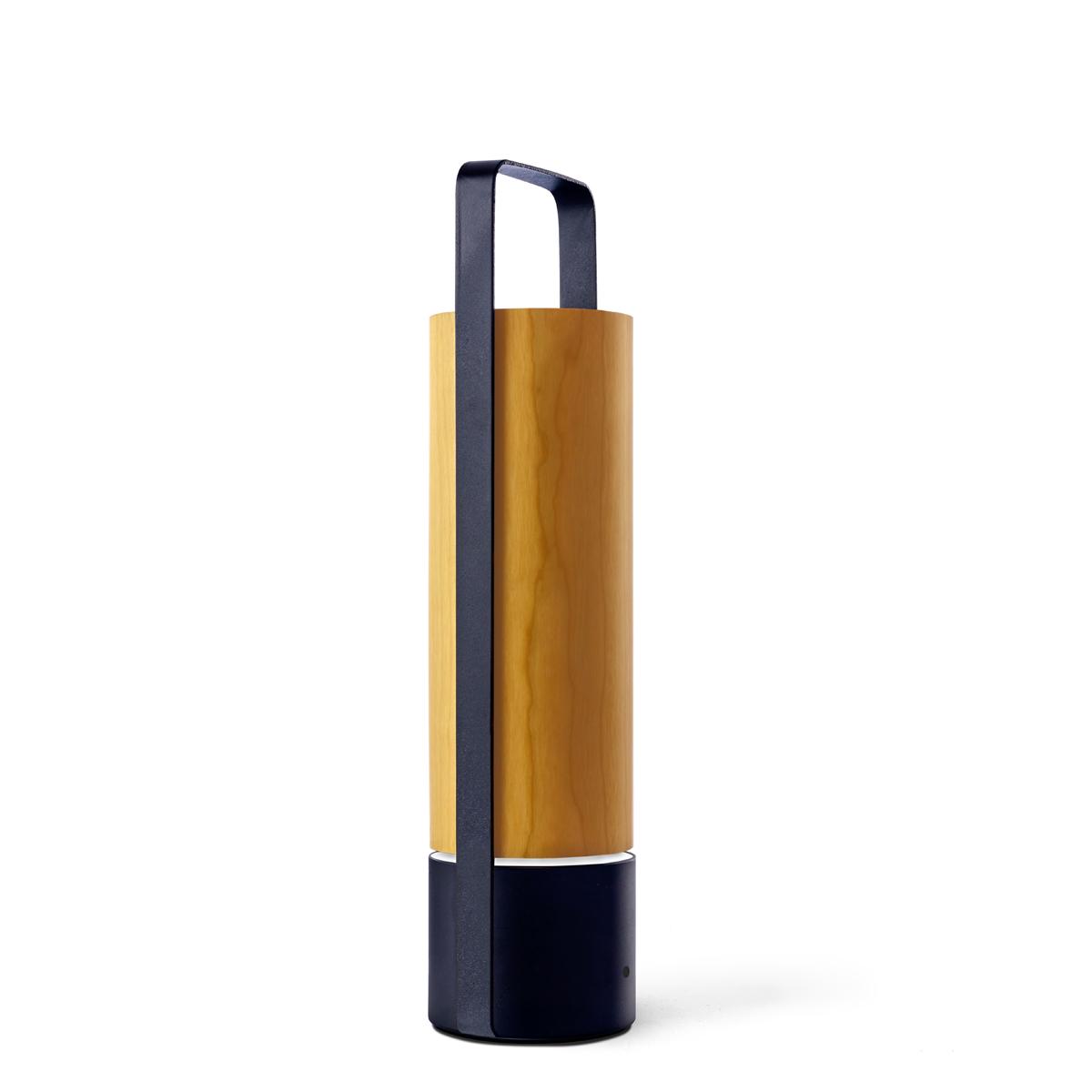LZF Lamps Piknik LED Akkuleuchte PKNK M BK LED 24