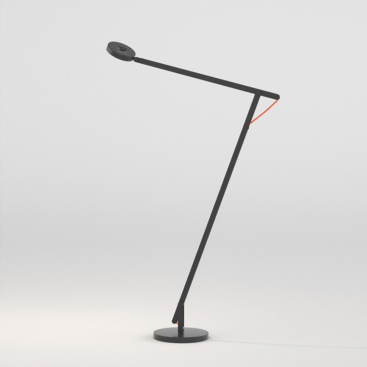 Rotaliana String F1 LED Stehleuchte, schwarz