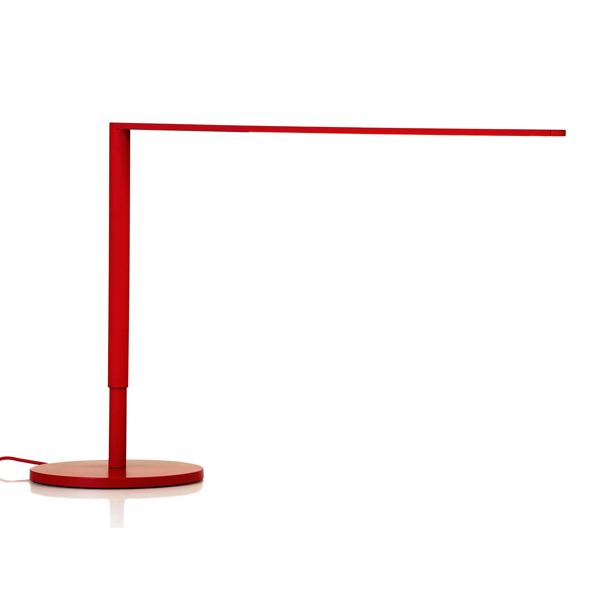 BellXpress Lady 7 Tischleuchte, rot