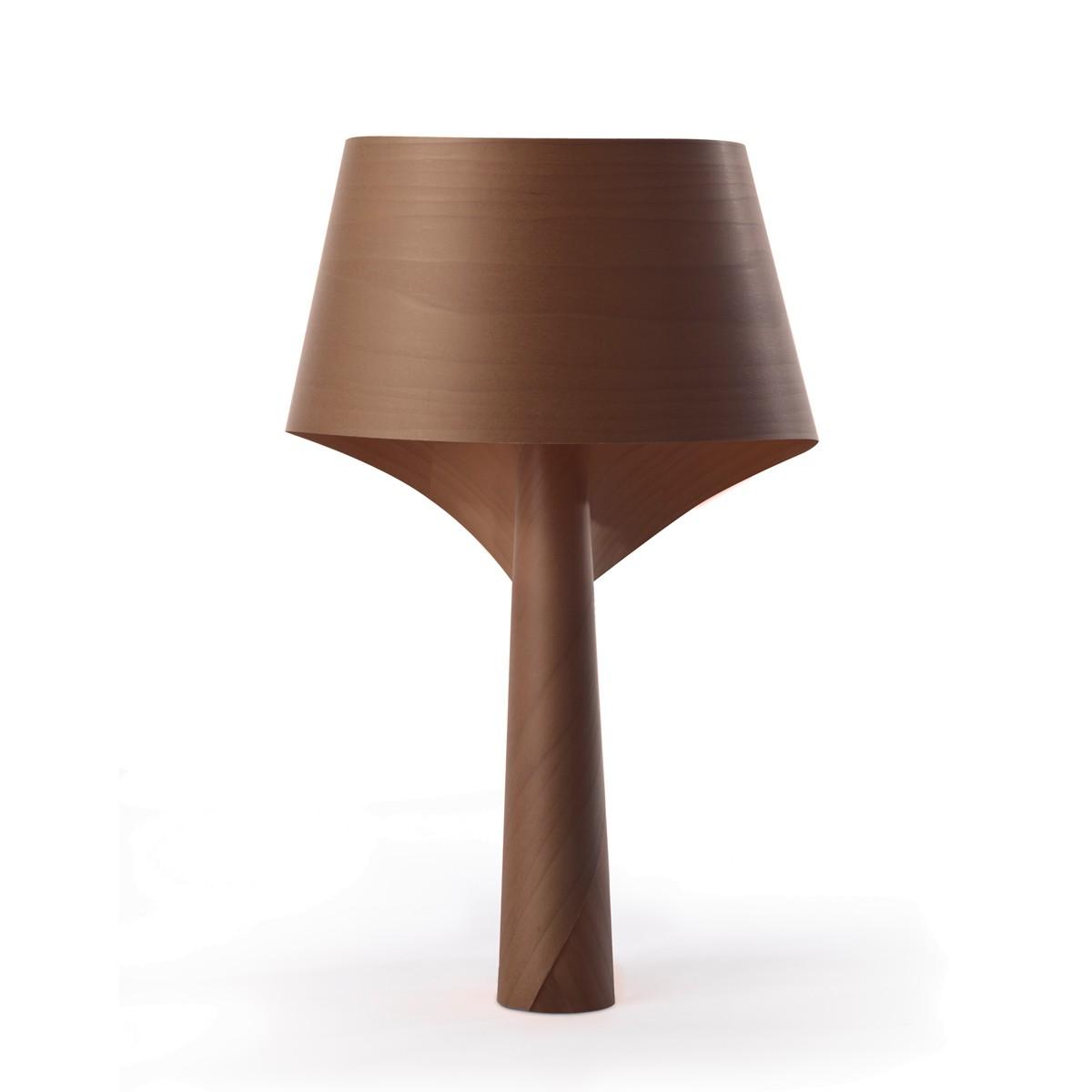 LZF Lamps Air Tischleuchte, schokolade