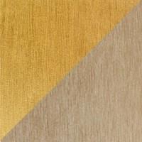 8140 Wandleuchte, Messing poliert / matt, Chintz sand