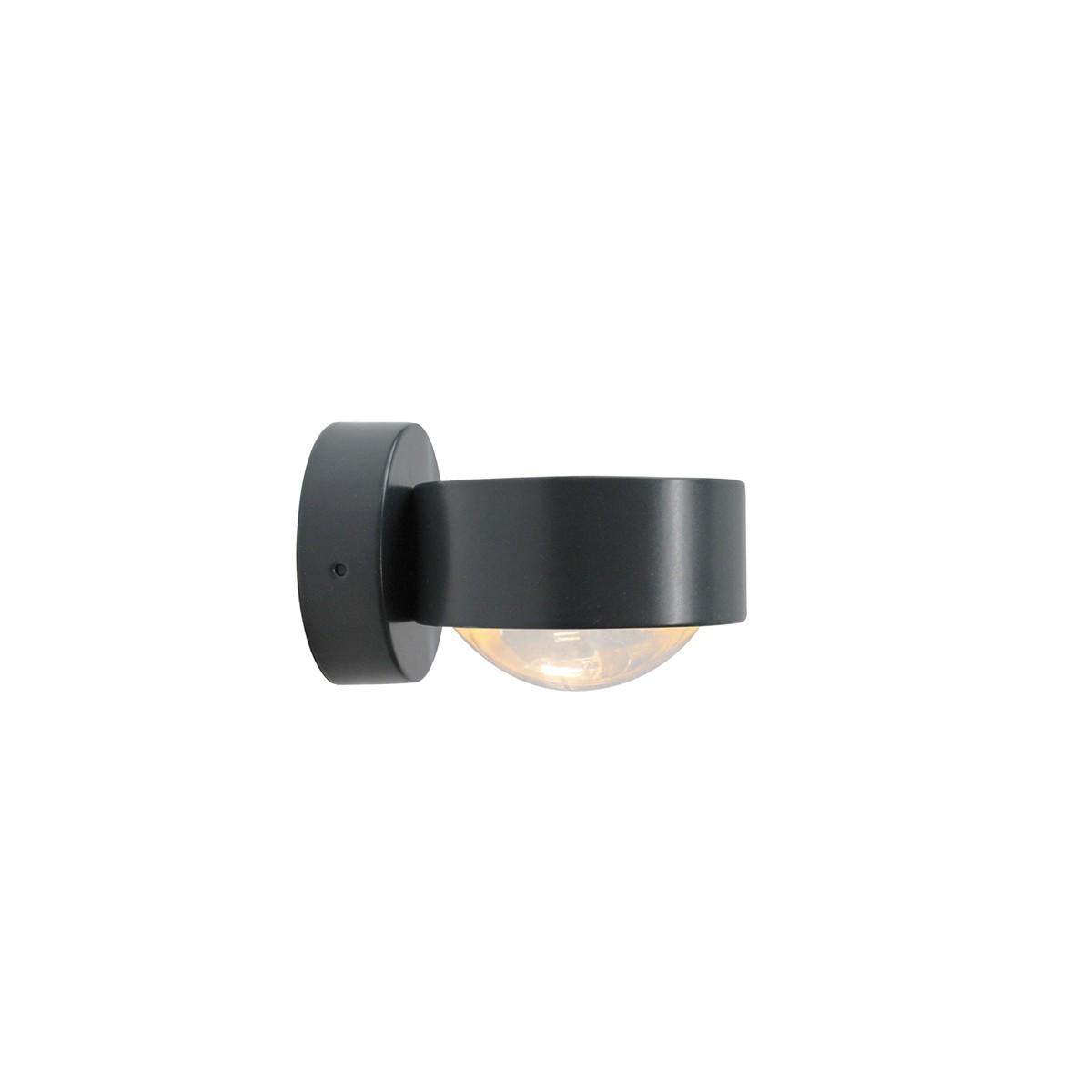 Top Light Puk Wall LED Wandleuchte, anthrazitgrau