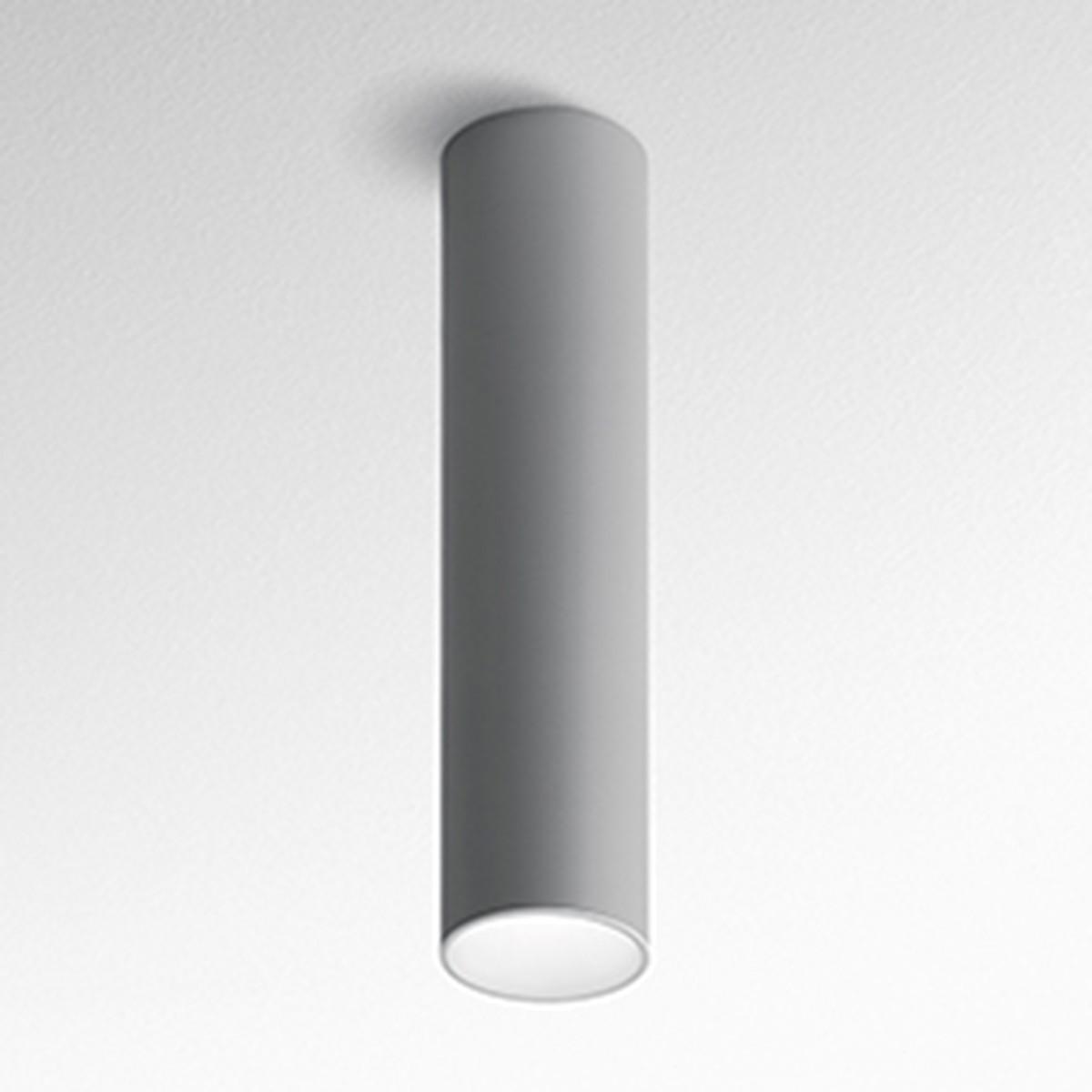Artemide Architectural Tagora 80 Deckenleuchte, grau - weiß
