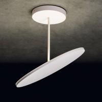 Holtkötter Plano XL LED Deckenleuchte, weiß