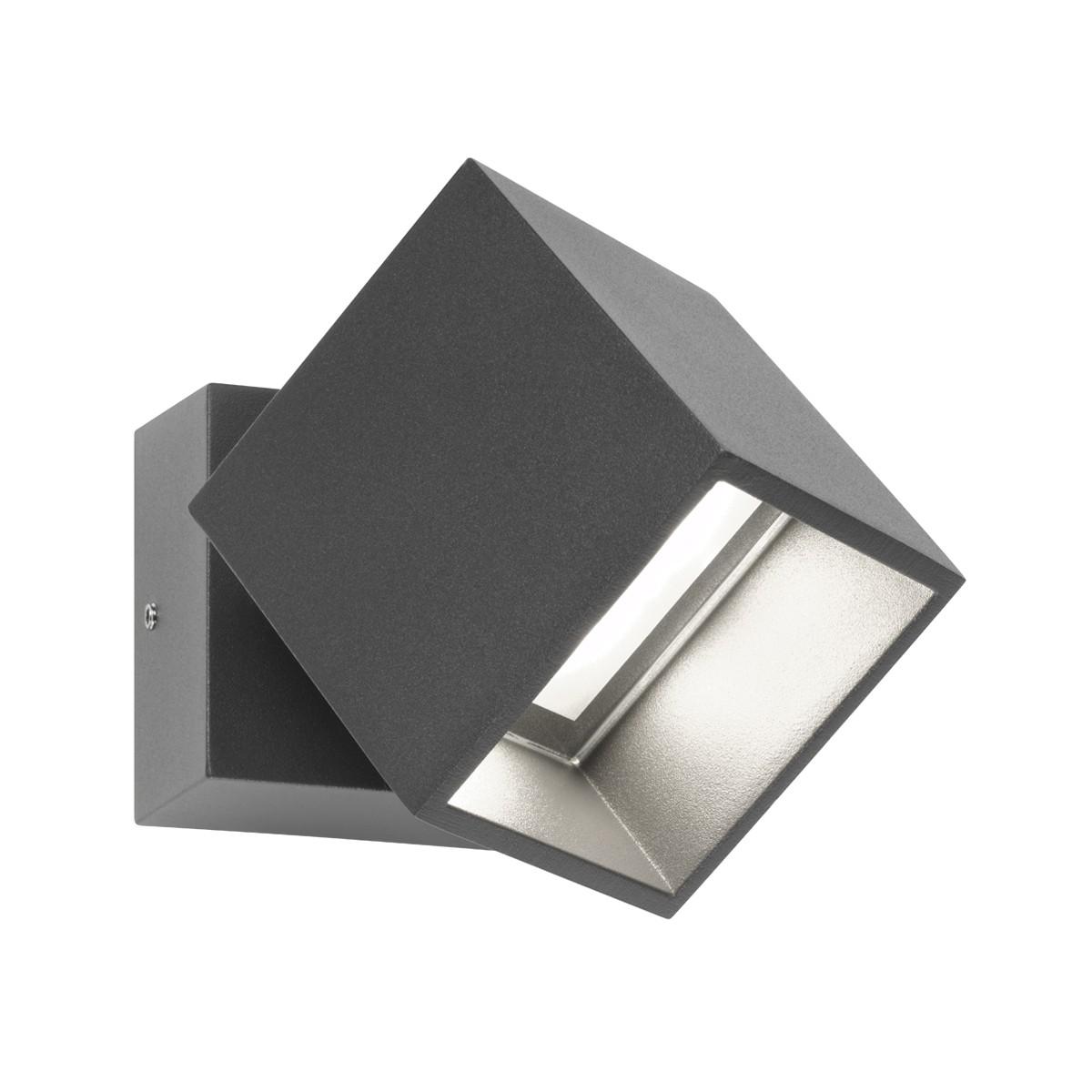 LCD Außenleuchten 5002 Wandleuchte, graphit