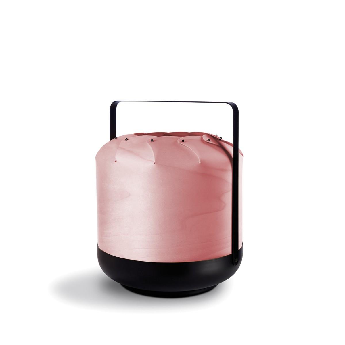 LZF Lamps Chou Short Tischleuchte, pink