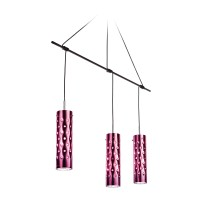 Dimple Suspension Trio, rose (rosa)