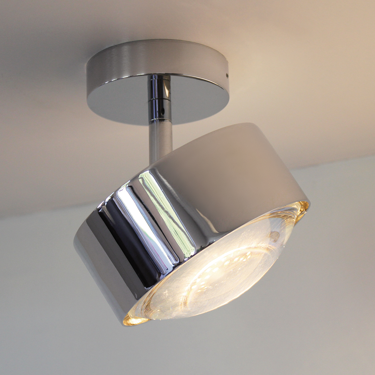 top light puk maxx turn led up down deckenleuchte. Black Bedroom Furniture Sets. Home Design Ideas