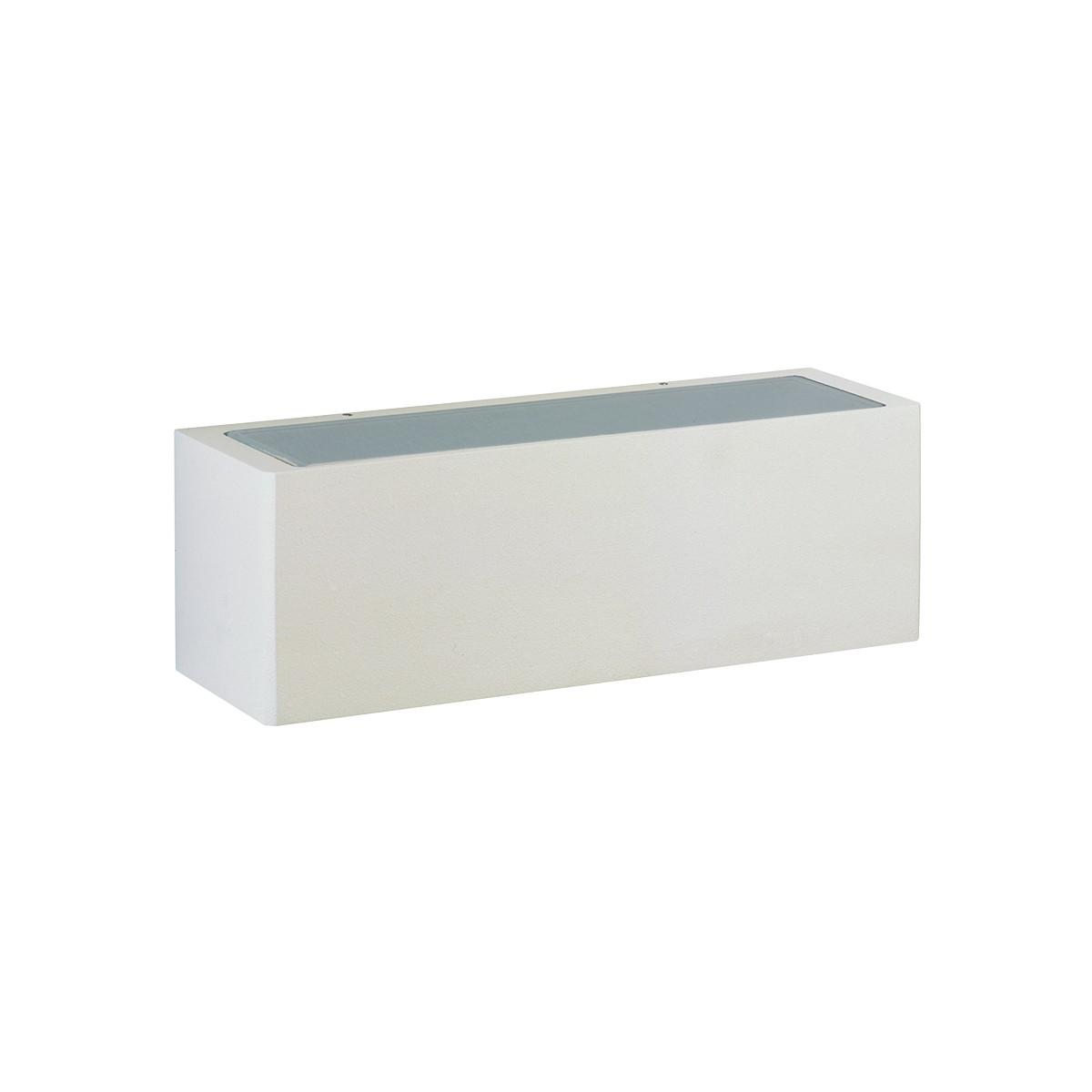 Albert 6368 Außenwandleuchte LED, weiß