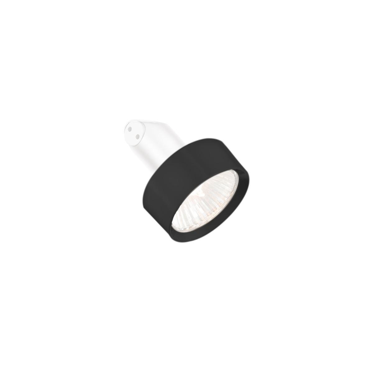 Bruck Mini Entblendring für Strahler, schwarz