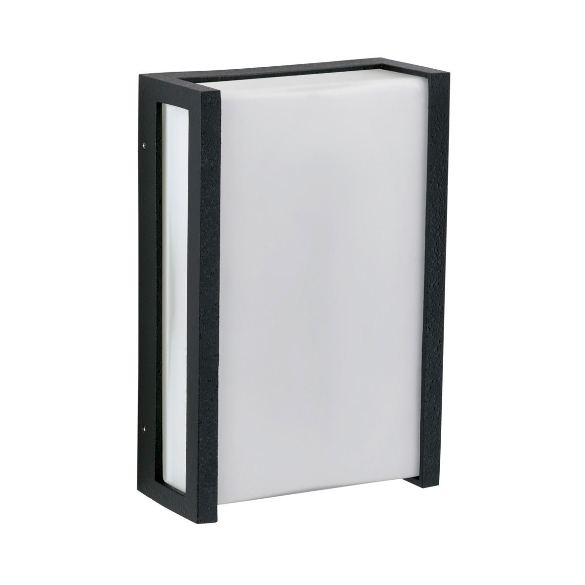 Albert 6400 Wand- / Deckenleuchte, schwarz